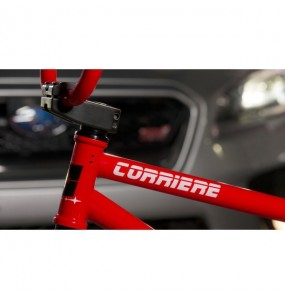 Rower BMX FIT CORRIERE FC Bright Red 2019